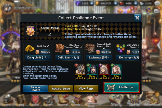 Ceres M: ★ events - Ceres M May 5th Week Event!  image 6