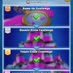 Did u complete the elixir marathon without the gold pass......without gems tooooo..