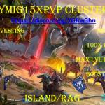 YMIG15XPVP Ps4 Cluster