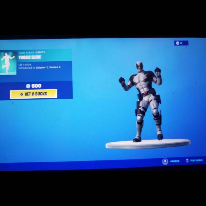 Fortnite: Memes - WHAT TITOK MUCH image 1