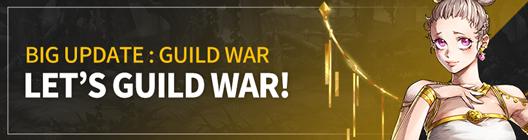 Lucid Adventure: ◆ Event - Big Update : Guild War! Let's GUILD WAR! image 1