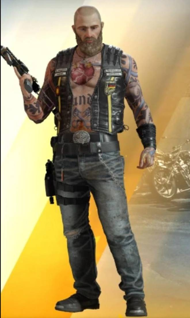 Rainbow Six: General - What's your favourite elite skin in Rainbow Six Siege? image 1