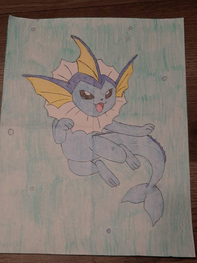 Pokemon: General - ALL VOTES ARE IN! WINNERS OF THE FIRST SUMMER ART CONTEST POSTED DOWN BELOW!  image 6