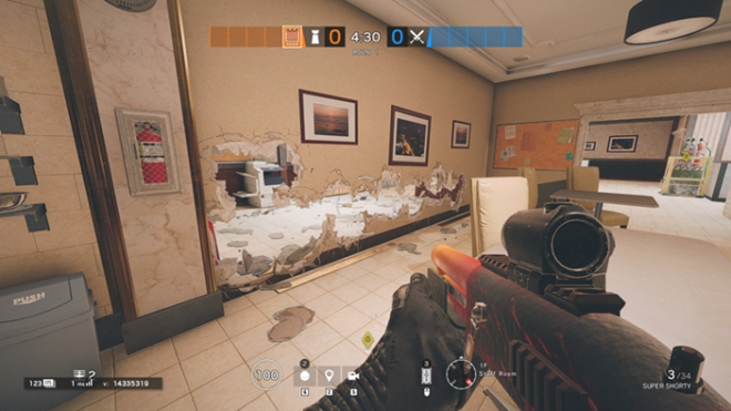 Rainbow Six: Guides - Guide to playing 'Castle' in 'Bank' image 22