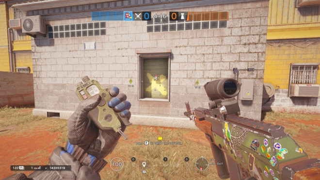 Rainbow Six: Guides - Guide to playing 'Fuze' in 'Outback' image 38