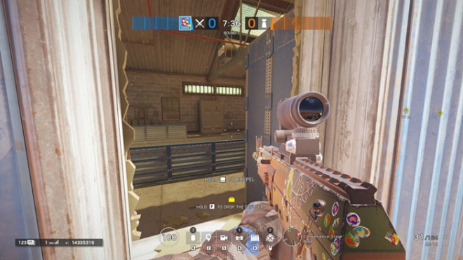 Rainbow Six: Guides - Guide to playing 'Fuze' in 'Outback' image 22