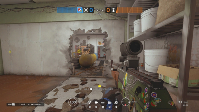 Rainbow Six: Guides - Guide to playing 'Fuze' in 'Outback' image 44