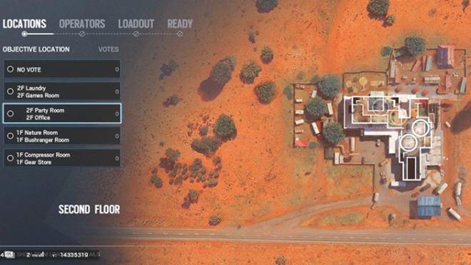 Rainbow Six: Guides - Guide to playing 'Fuze' in 'Outback' image 2