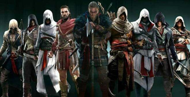 Assassin's Creed: General - Who is hyped for Valhalla  image 1