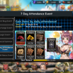 7 Day Attendance Event!