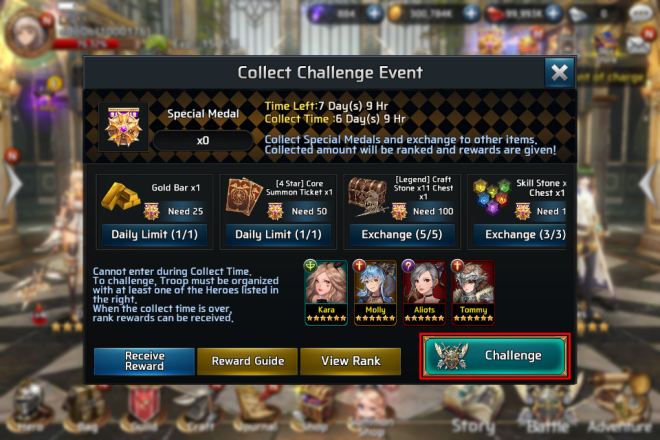 Ceres M: ★ events - Ceres M June 1st Week Event!  image 10