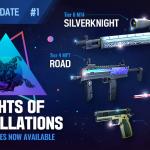 [Skin Update #1] Knights of Constellations