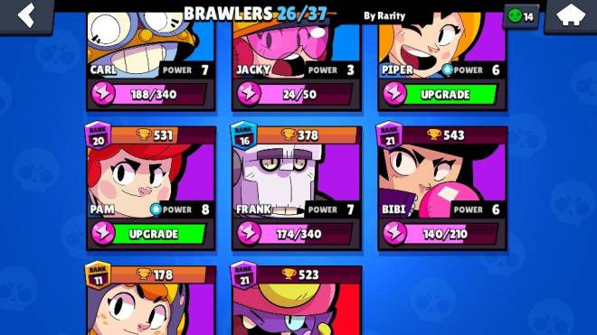 Brawl Stars: General - Looking for someone to trade accounts with image 2