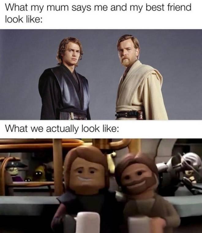 Star Wars: General - Star Wars memes XD image 19