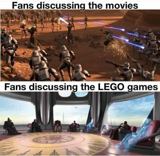 Star Wars: General - Star Wars memes XD image 15