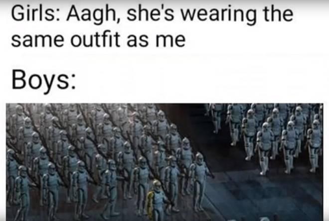 Star Wars: General - Star Wars memes XD image 24