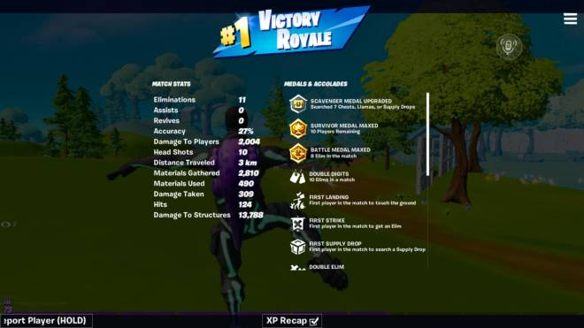 Fortnite: General - (2) BACK TO BACK😈... SOLO SQUADS WIN‼️🤭✨ image 6