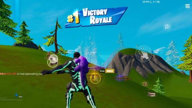 Fortnite: General - (2) BACK TO BACK😈... SOLO SQUADS WIN‼️🤭✨ image 3