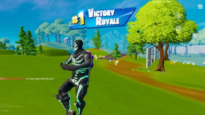 Fortnite: General - (2) BACK TO BACK😈... SOLO SQUADS WIN‼️🤭✨ image 5
