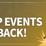 Welcome Back! Special Tip Events for Comeback Users!
