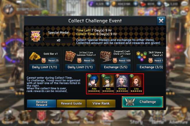 Ceres M: ★ events - Ceres M June 2nd Week Event! (2/2)  image 2