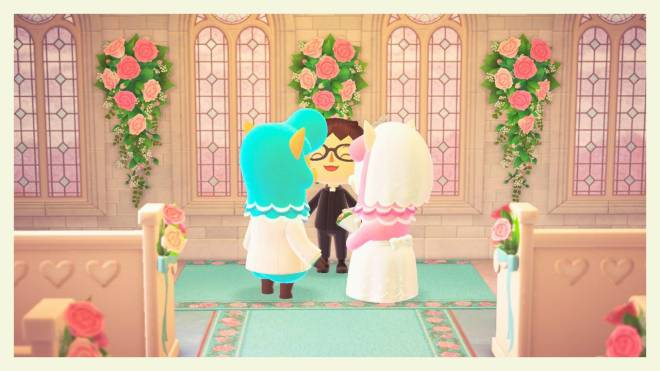 Animal Crossing: Posts - I married two alpacas image 1