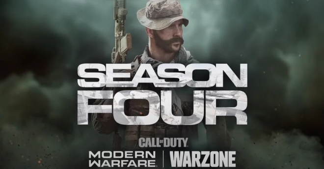 Call of Duty: General - Infinity Ward Confirms Modern Warfare, Warzone Season 4 Date and Start Time image 2