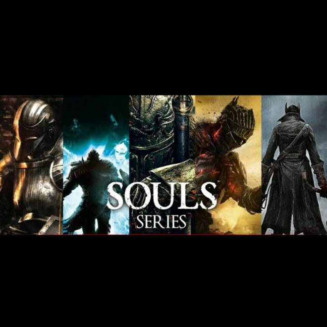 Dark Souls: Memes - Which was your first souls-game? image 1