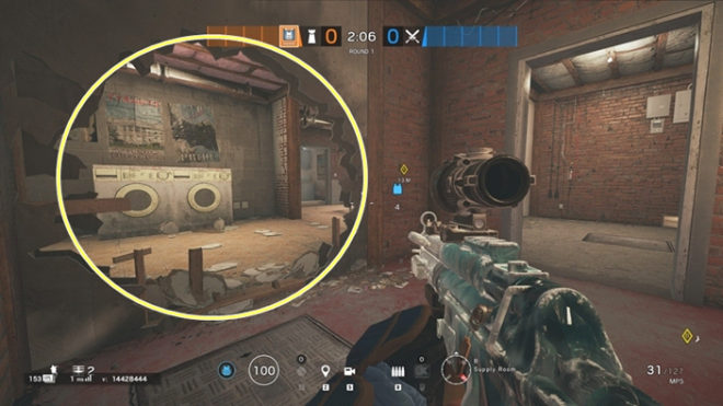 Rainbow Six: Guides - Guide to playing 'Rook' in 'Oregon' image 36