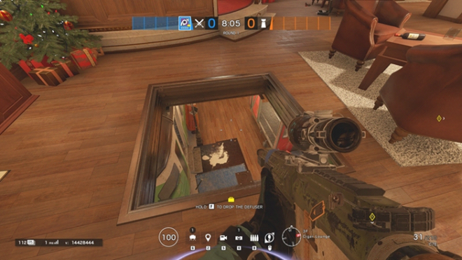 Rainbow Six: Guides - Guide to playing 'Jackal' in 'Kafe Dostoyevsky' image 22