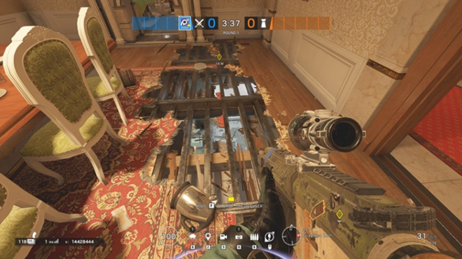 Rainbow Six: Guides - Guide to playing 'Jackal' in 'Kafe Dostoyevsky' image 48