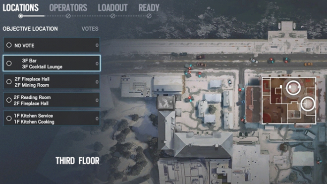 Rainbow Six: Guides - Guide to playing 'Jackal' in 'Kafe Dostoyevsky' image 2