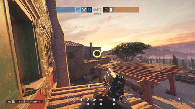 Rainbow Six: Guides - Guide to playing 'Thatcher' in 'Villa' image 10