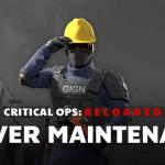 [Maintenance] 06/18 (THU) V1.0.7 Update Maintenance