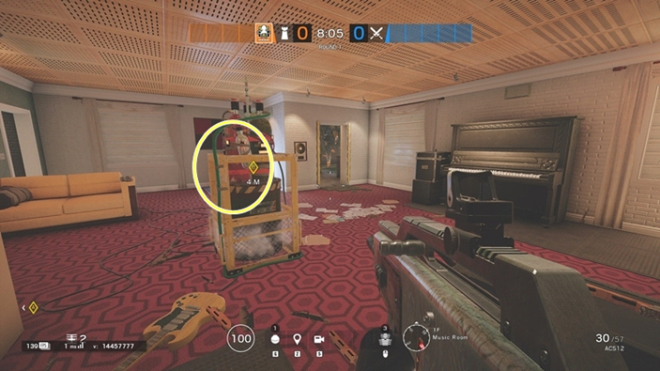 Rainbow Six: Guides - Reworked House Preview image 26