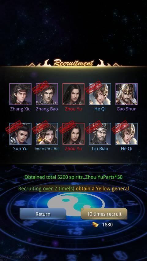 Three Kingdoms RESIZING: Free Board - Zhou Yu Certification image 2
