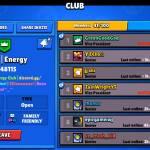 Club recruitment