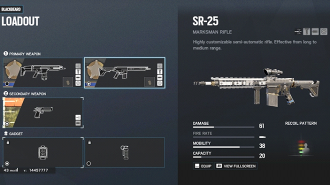 Rainbow Six: Guides - Guide to playing 'Blackbeard' in 'Kafe Dostoyevsky' image 4