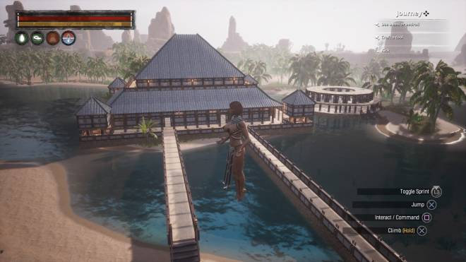 Conan Exiles: General - New PS4 Conan server. I've started renting a Conan server and trying to grow it.  image 2