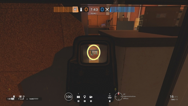 Rainbow Six: Guides - Guide to playing 'Mute' in 'Consulate' image 36