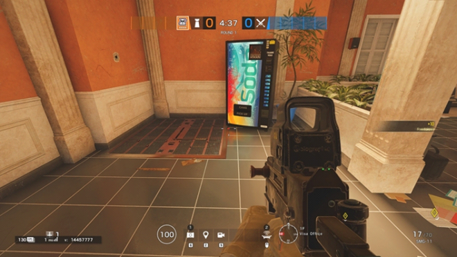 Rainbow Six: Guides - Guide to playing 'Mute' in 'Consulate' image 30