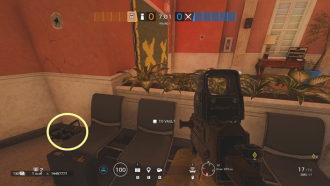 Rainbow Six: Guides - Guide to playing 'Mute' in 'Consulate' image 32