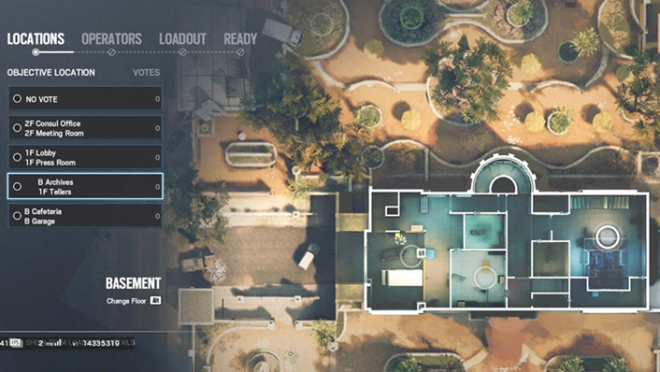 Rainbow Six: Guides - Guide to playing 'Mute' in 'Consulate' image 2