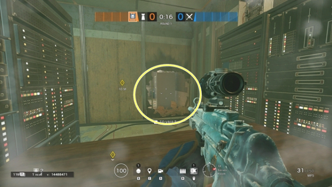 Rainbow Six: Guides - Guide to playing 'Rook' in 'Border' image 20