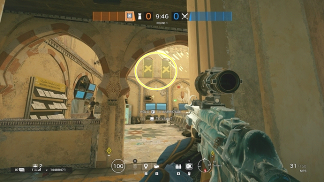 Rainbow Six: Guides - Guide to playing 'Rook' in 'Border' image 34