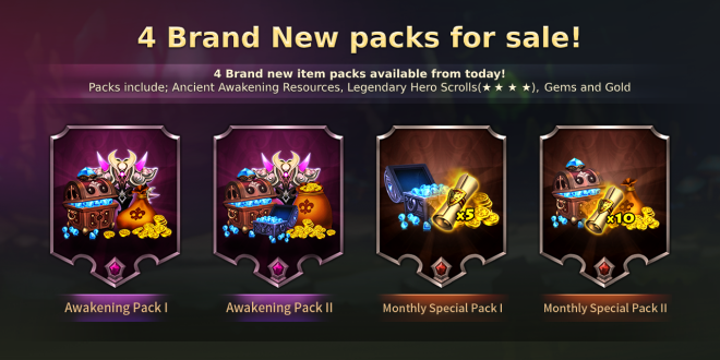 Along with the Gods: Knights of the Dawn: Open Forum - New items in the shop  image 1