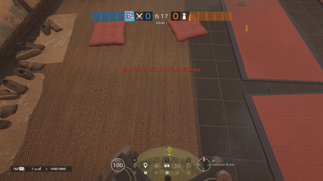 Rainbow Six: Guides - Guide to playing 'Fuze' in 'Theme Park' image 32