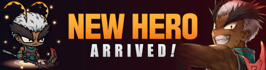 Lucid Adventure: ◆ Notice - ★Who are you!!★ New Hero Revealed~!!!   image 1
