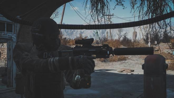 Fallout: General - MP7 wid da acog image 4