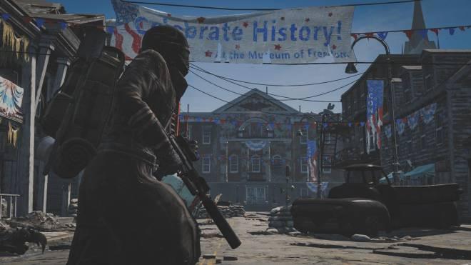 Fallout: General - MP7 wid da acog image 2